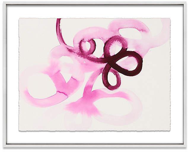 Fuscia Weave - Jen Garrido - 31
