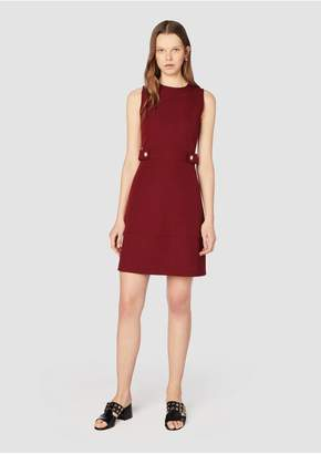 Derek Lam 10 Crosby Sleeveless Midi Dress