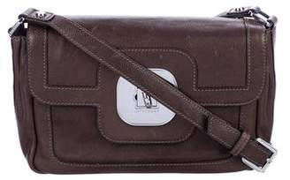 Longchamp Gatsby Leather Crossbody Bag