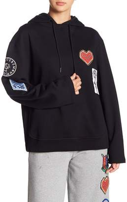 Opening Ceremony Sorority Patch Sweater