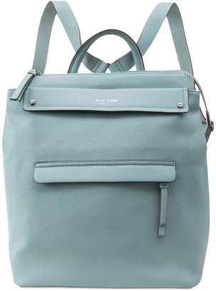 Kenneth Cole Reaction Tab Over Medium Backpack $99 thestylecure.com