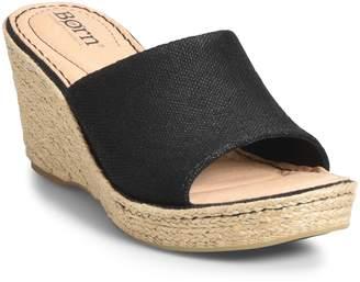Børn Missoula Wedge Sandal