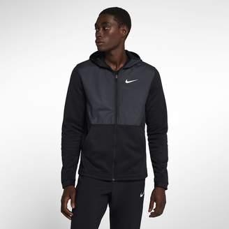 Nike Therma Men's Full-Zip Basketball Hoodie