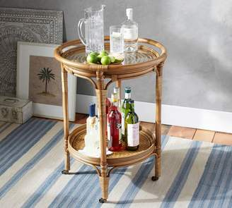 Pottery Barn Kali Bar Cart
