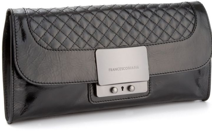 Francesco Biasia Iron Asia Clutch