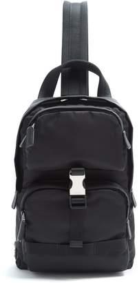 Prada Single-strap cross-body backpack