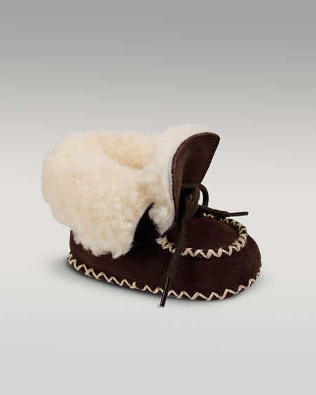 Ralph Lauren Tribe Moccasin, Chocolate
