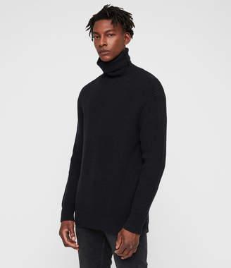 AllSaints Jett Funnel Sweater