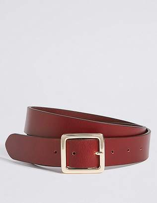 Marks and Spencer Leather Core Jeans Hip Belt