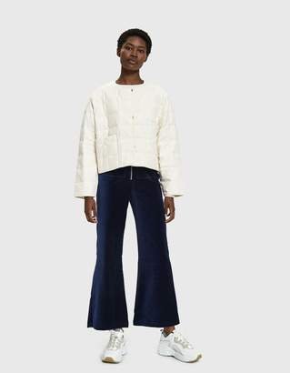 Off-White Paloma Wool Mateo Quilted Jacket in