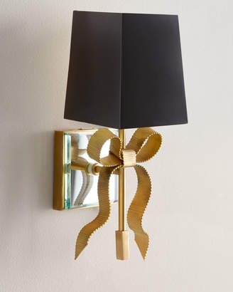 Kate Spade Small Ellery Grosgrain Bow Sconce
