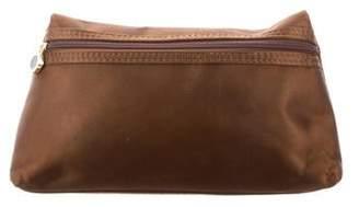 Bvlgari Satin Clutch Bag