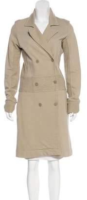 James Perse Knit Long Coat