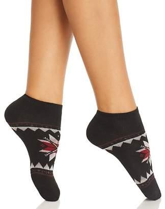 Hue Supersoft Fairisle Liner Socks