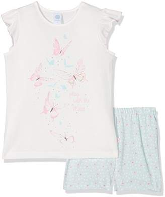 Sanetta Girl's 232057 Short Pyjama Sets