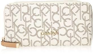 Calvin Klein Key Item Monogram Wallet