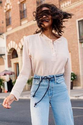 Urban Outfitters Carter Henley Top