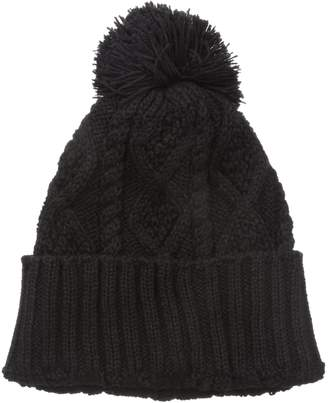 Isotoner Women's Cable Knit Hat