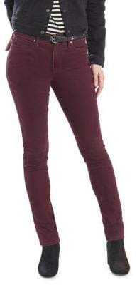 Levi's Slimming Skinny Sateen Jeans