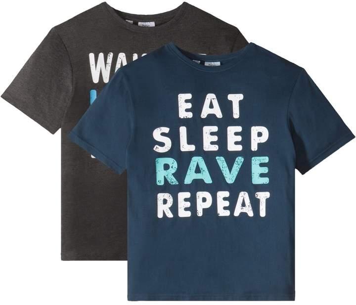 Buy bpc bonprix collection Schlafshirts (2er-Pack)!