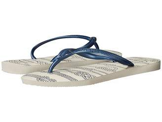 Havaianas Slim Nautical Flip-Flops Women's Sandals