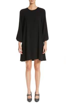 Co Raglan Sleeve Peasant Dress