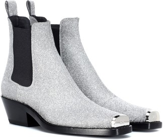 Calvin Klein Western Claire ankle boots