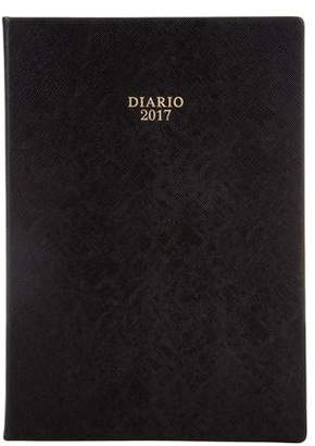 Prada 2017 Saffiano Leather Diary