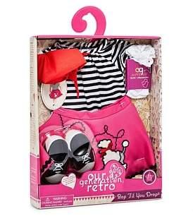 Our Generation Poodle Skirt Set