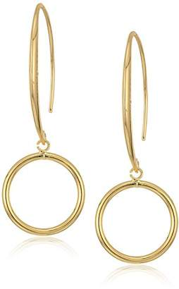 Nine West Threader Drop Earrings