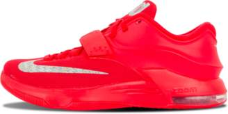 Nike KD 7 'Global Game' - Action Red/Metallic Silver