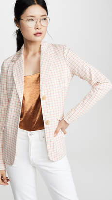 Rosetta Getty Fitted Blazer