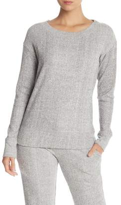 Felina Glenda Long Sleeve Crew Neck Top