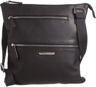 Stone Mountain USA Butter Leather Large Crossbody Bag