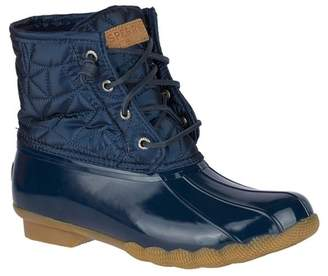 Sperry Saltwater Quilted Waterproof Duck Boot