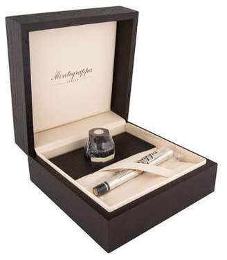 Montegrappa Cosmopolitan China's Ancient Gods Fountain Pen