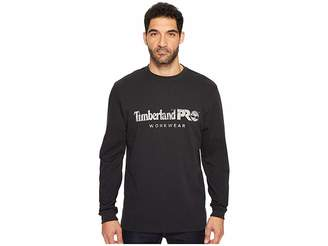 Timberland Cotton Core Long Sleeve T-Shirt