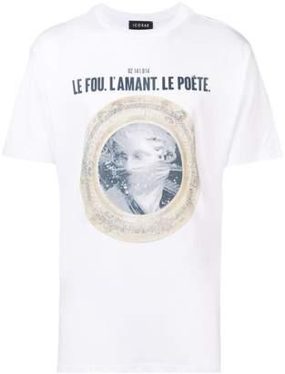 Icosae Renaissance print T-shirt
