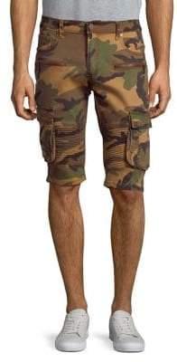 Reason Camo Cargo Shorts