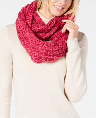 INC International Concepts I.N.C. Textured Infinity Scarf, Created for Macy's