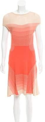 Ohne Titel Striped Knit Dress