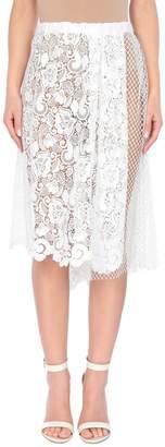 N°21 Ndegree21 Knee length skirts