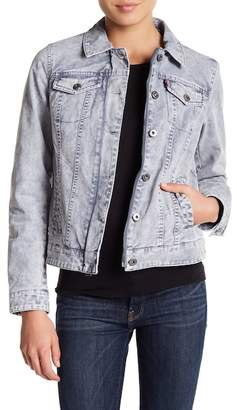 Levi's Washed Denim Jacket