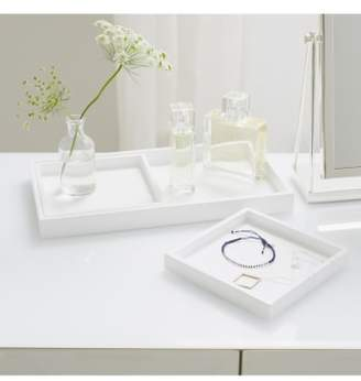 The White Company Set of 3 Lacquer Dressing Table Trays