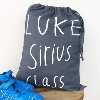 lukedrewthis Personalised Child s Pe   Gym Bag 4a7b617b1461b