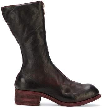Guidi mid-length boots