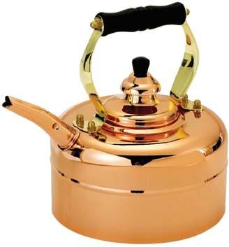 Old Dutch Tri-Ply Windsor Whistling Tea Kettle