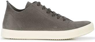 Rick Owens classic low top sneakers