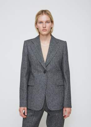 Maison Margiela Wool Tweed Blazer