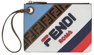 Fendi FendiMania small triplette clutch